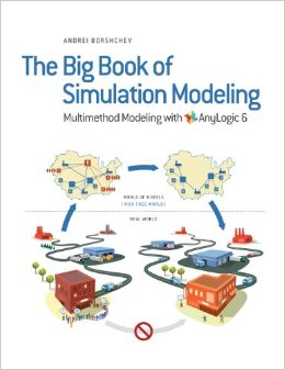 The Big Book of Simulation Modeling available now!