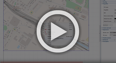 How-To Video: Converting GIS Shapefiles to AnyLogic Rail Markup