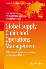 New Book on Supply Chain Management Is Now Available