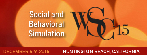WinterSim Conference 2015, Now Accepting Case Study Submissions