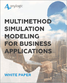Multimethod Simulation Modeling for Business Applications: Overview with Guided Model Building Example