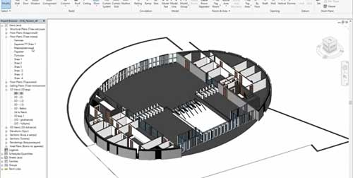 Integrating Autodesk Revit with Simulation Modeling