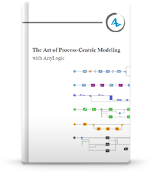 The Art of Process-Centric Modeling with AnyLogic